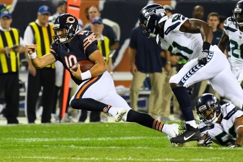 Seahawks-Bears: 2nd Quarter game thread