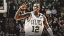 Terry Rozier ranks No. 82 on ESPN's Top 100 players after brilliant postseason