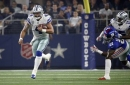 Cowboys see Prescott's runs as another way to help Elliott
