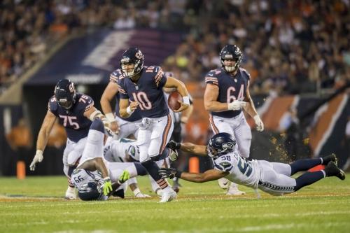 Bears vs Seahawks: Second half open thread overflow