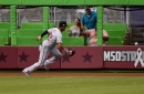 Nationals blow 4-0 lead, drop 8-5 decision to Marlins in series opener in Miami...
