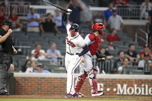 Folty falters, Braves fall to Cardinals 11-6