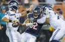 Chicago Bears' defense leads victory over Seahawks