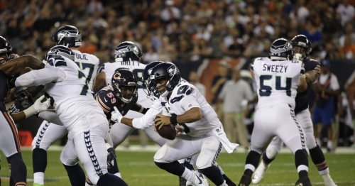Stock watch: Seahawks' offense was awful, but defense did better than expected against the Bears