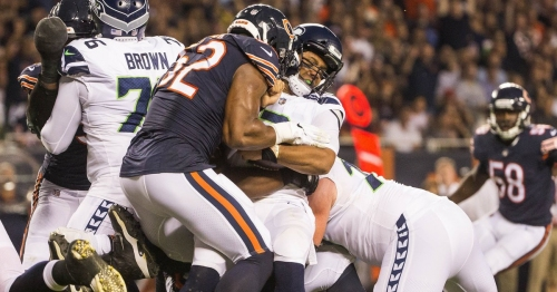 Three impressions from the Seahawks' loss to the Chicago Bears on Monday Night Football