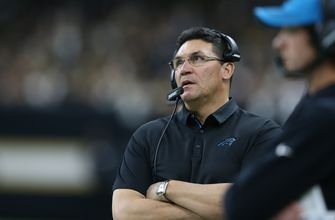 Panthers' HC Rivera wants team to shore up 'lazy' defense after loss to Falcons
