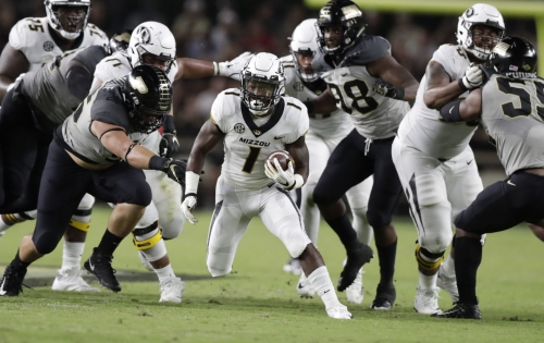 Mizzou's youth on display in Purdue victory