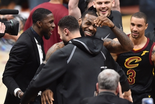 Cavs' Larry Nance Jr. Says LeBron James Is Capable Of Leading Lakers To 2019 NBA Finals