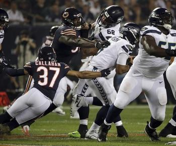 Mack, Amukamara lead Bears over Seahawks 24-17