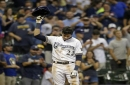 MLB roundup: Christian Yelich propels Brewers with 2nd cycle in 3 weeks vs Reds