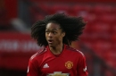 Manchester United add four players to Champions League squad