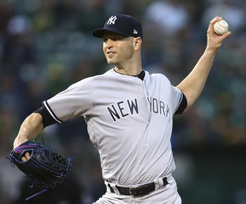 Yankees open series at home against Boston