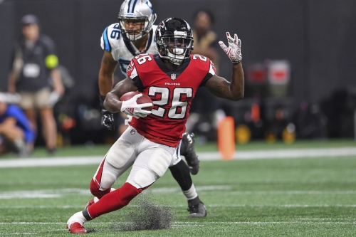 What We Learned: Falcons vs. Panthers