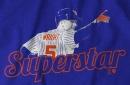 David Wright: Superstar, the t-shirt!