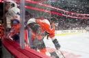 Flyers 3, Islanders 1: Wins, baby!