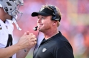 Silver Mining 9/17: Penn shoulders blame for blocked PAT, Gruden says he doesn't regret trading Mack