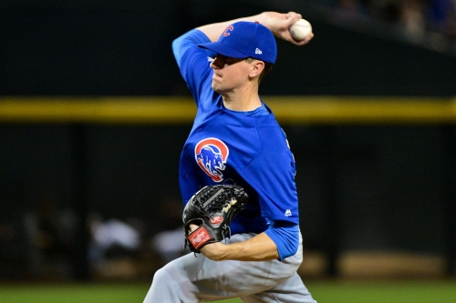 Cubs 5, Diamondbacks 1: The Kyle Hendricks show