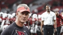 Cardinals HC Steve Wilks claims to have 'total confidence' in OC Mike McCoy