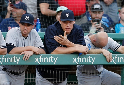First game of Yankees, Red Sox series rescheduled, set to start at 7:05 p.m.