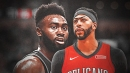 Boston's best bet for landing Anthony Davis: trade Kyrie Irving and Jaylen Brown
