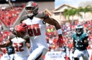 Bucs vs Eagles: Winners and Losers