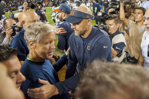Chicago Bears: Week 2 game balls after their first win of the season