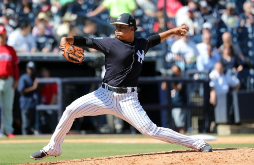 Justus Sheffield called up by New York Yankees, signs major league deal