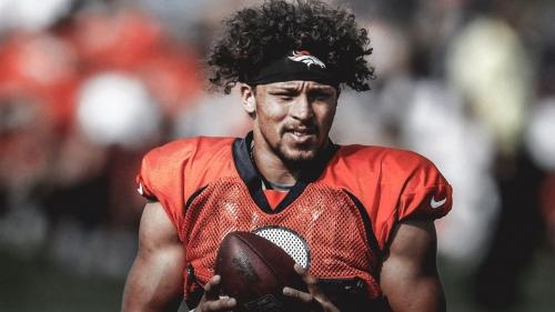 Broncos not considering making Phillip Lindsay starting RB