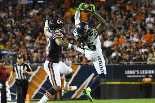Shaquill Griffin shines again