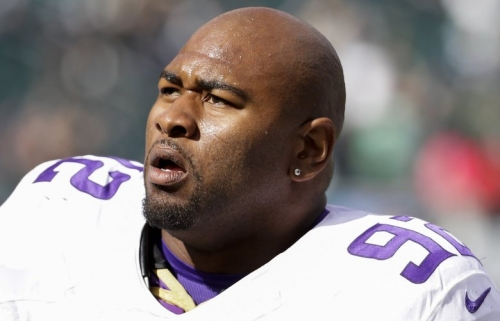 Seahawks lose Tom Johnson as he re-signs with Vikings after release from Seahawks