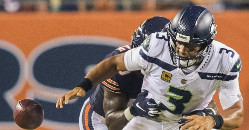 Pete Carroll says Seahawks QB Russell Wilson is 'over-trying,' plus injury updates and more