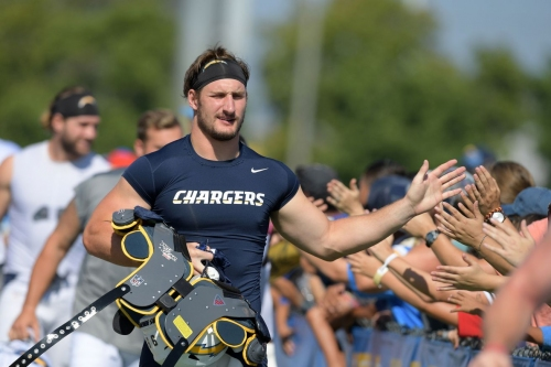 Joey Bosa might miss 49ers-Chargers game