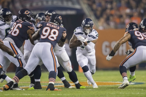 Rashaad Penny's weight changes yet again