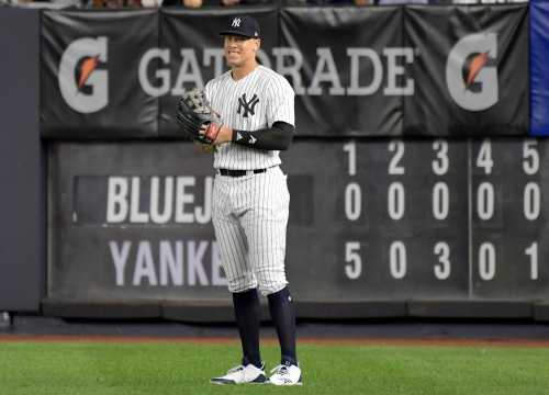 Aaron Judge returns to New York Yankees lineup vs. Red Sox