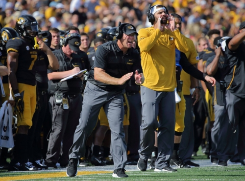 Mizzou's 2019 football schedule has some quirks