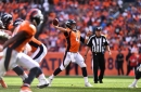 Broncos are five-point underdogs to Ravens in Week 3