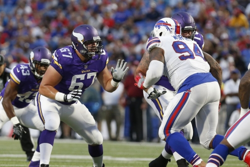 Falcons add guard Zac Kerin after Andy Levitre goes on injured reserve