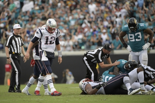 New England Patriots Tale of the Tape: 4 takeaways from the Pats' loss at Jacksonville