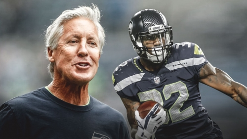 Pete Carroll on why Seahawks RB Chris Carson saw limited time in second half