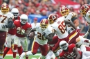 Redskins Roster Moves: Rob Kelley goes to IR
