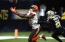 Fast track: Browns speedy WR Callaway to fill Gordon's role