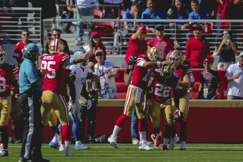 NFC West Watch - Week 2: 49ers get a W, Cardinals are total losers