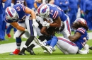 Bills stay in house to shore up depleted secondary hit by Davis' retirement, injuries