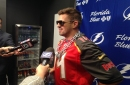 Lightning's Alex Killion on his FitzMagic look: 'None of us' has his flair