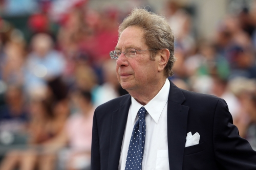 John Sterling Yankees, Red Sox radio crossover with Joe Castiglione moved to Thursday