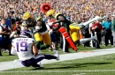 Pro move: Vikings' Adam Thielen used 'late hadns' to snare tying TD pass at Green Bay