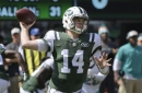 Sam Darnold thought the Browns would take him over Baker Mayfield at No. 1 but 'I'm just going to go out and play ball'