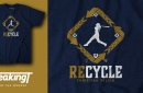 Christian Yelich supports recycling