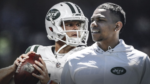 Jets WR Terrelle Pryor apologizes to Sam Darnold for bad route that led to INT