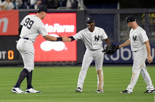 How Aaron Judge fares in return to New York Yankees starting lineup